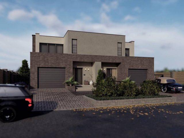 predaj rod.dom,Košice Pereš-Bystrická, hrubá stavba, dokoncenie 5/2021
