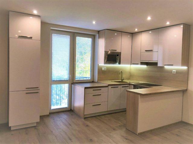 Čerstvo zrekonštruovaný svetlý byt na prenájom-Sever
