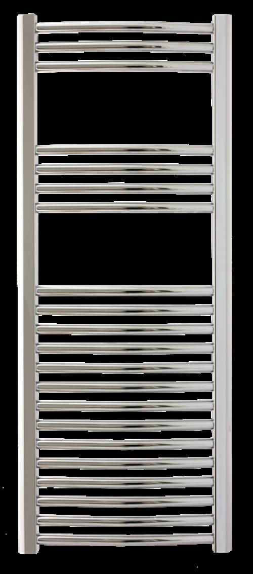 Radiátor elektrický Marcus 45x111,8 cm, chróm