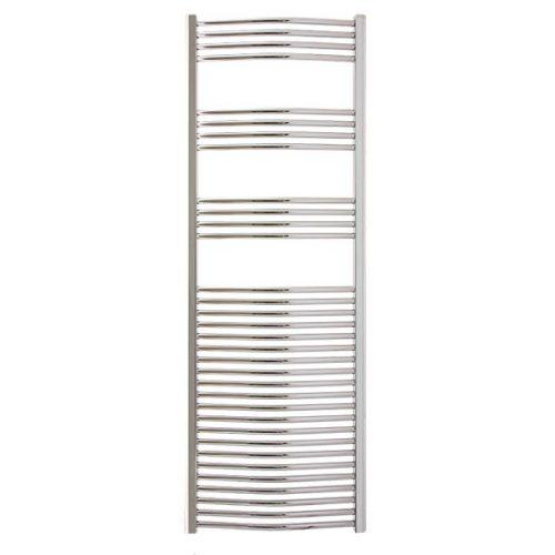 Radiátor elektrický Marcus 60x111,8 cm, chróm